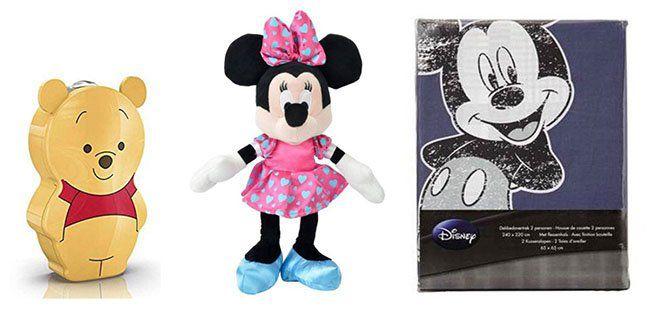 Günstige Disney Artikel bei TOP12   z.B. Winnie Puuh LED Taschenlampe für 6,12€ (statt 9€)