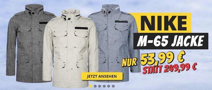 Nike Sportswear M 65 Herren Freizeit Jacke für 52,94€