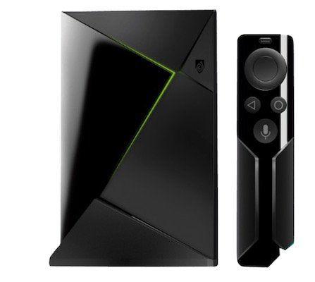 NVIDIA Shield mit 16GB und Fernbedienung inkl. 3 Monate Zattoo ab 159€
