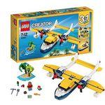 Lego Creator – 3 in 1 Wasserflugzeug-Abenteuer (31064) für 17,59€ (statt 25€)