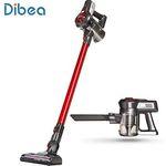 Dibea C17 kabelloser Akkustaubsauger für 80,44€