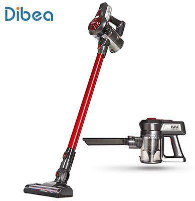 Dibea C17 kabelloser Akkustaubsauger für 77,40€