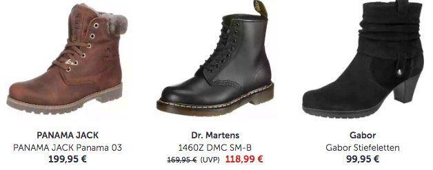 20% bei mirapodo auf Top Marken bis Mitternacht   z.B. Dr. Martens 1460Z Schnürstiefeletten für 98,14€ (statt 119€)