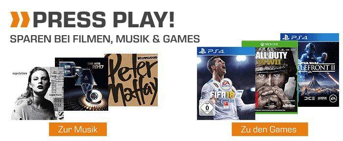 Saturn: 5€ Rabatt ab 25€ bei Paydirekt Zahlung   z.B. The Evil Within 2 (PS4) für 24,99€ (statt 35€)