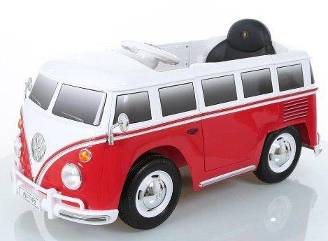 Joka VW Bulli T 1 Kinder Elektroauto für 169€ (statt 295€)