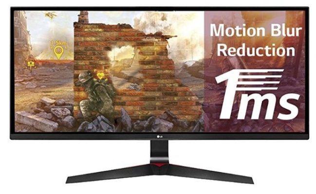 LG 29UM69G   29 Zoll UltraWide Gaming Monitor mit FreeSync für 229€ (statt 275€)