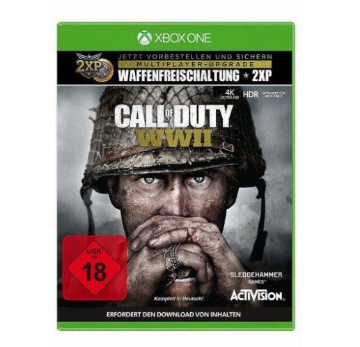 Call of Duty: WWII (Xbox One) für 12,96€ (statt 26€)