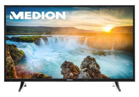 Medion Life X17034   49 Zoll 4K Fernseher für 390,90€ (statt 499€)
