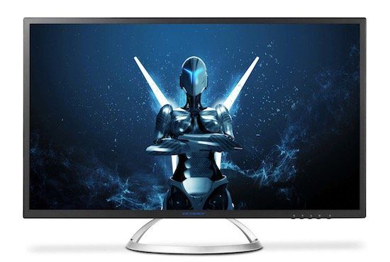 Medion Erazer X58222   31,5 Zoll QHD Monitor für 236,10€ (statt 303€)