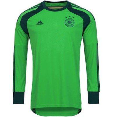 adidas DFB Deutschland Torwart Trikot D85421 für 13,94€