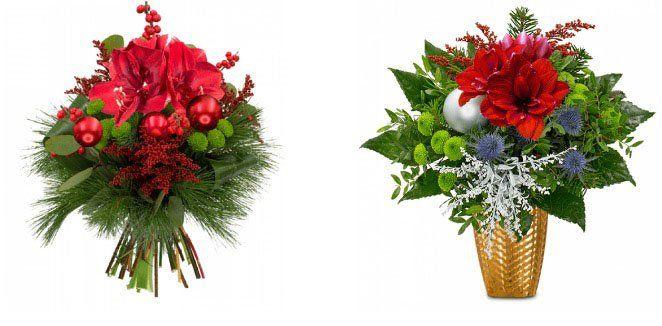 20% Rabatt auf Weihnachtssträuße bei Blume Ideal