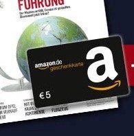 3 Ausgaben Frankfurter Allgemeine Woche gratis + 5€ Amazon Gutschein*