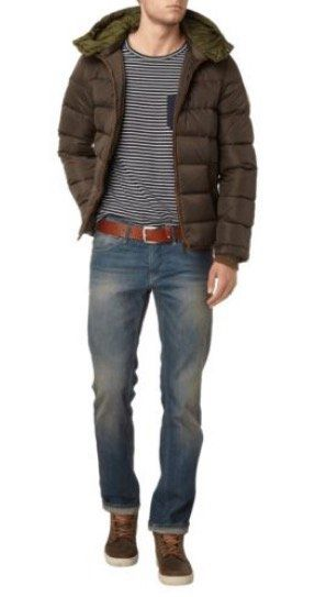 Scotch & Soda Daunenjacke 84€ statt 119€