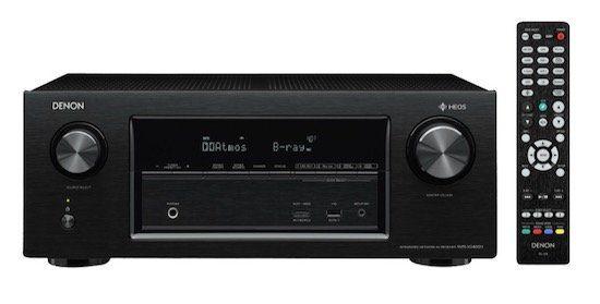 Denon AVR X3400H   7.2 AV Receiver für 555€ (statt 585€)