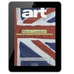 1 Jahr art Magazin als E-Paper für 78€ + 80€ BestChoice Gutschein