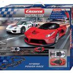 Carrera Digital 132 Hybrid Power Race für 203,96€ (statt 240€)