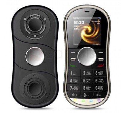 Servo S08 Mini Handy mit Fidget Spinner Funktion für 12,44€ (statt 20€)