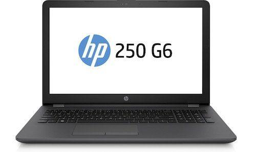 HP 250 G6   15,6 Zoll Full HD Notebook mit 256GB SSD + Win 10 für 555€ (statt 639€)