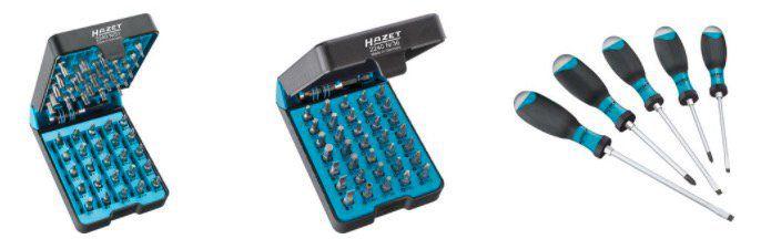 15% Rabatt auf HAZET Werkzeug und Zubehör   z.B. Steckschlüssel Satz 900 für 224,47€ (statt 260€)