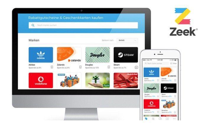 20€ Zeek Gutschein für 8,50€   Geschenkkarten großer Marken bei Zeek (Media Markt etc.)
