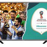 Hisense H55NEC5605 – 55 Zoll 4K Fernseher für 579€ (statt 619€)