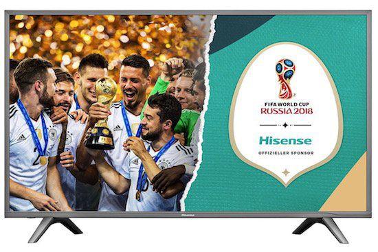 Hisense H55NEC5605   55 Zoll 4K Fernseher für 438,99€ (statt 525€)