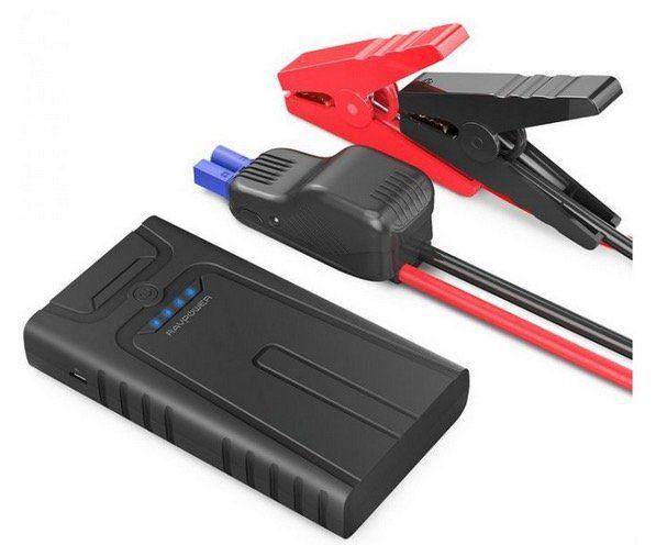 RAVPower DE RP PB008 Auto Starthilfe (400A, 10000mAh) 29€ inkl. VSK
