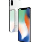 Apple iPhone X 64GB in Silber für 1.089€