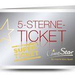Last-Minute-Geschenk? Cinestar 5-Sterne-Superticket zum Ausdrucken für 25€ (statt 35€)