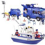 Playmobil City Action – Bundespolizei Großeinsatz (9400) für 59,99€ (statt 79€)