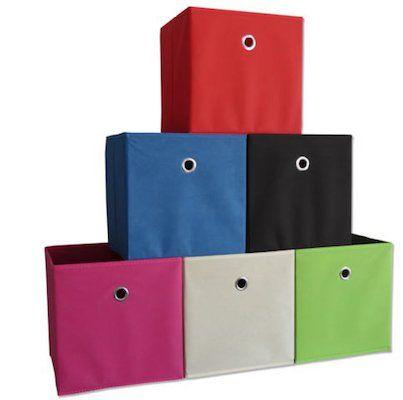 3er Set VCM Faltboxen für 9,99€ (statt 15€)