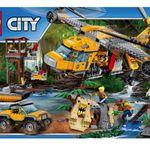 Lego City Dschungel-Versorgungshubschrauber (60162) für 95,69€ (statt 124€)