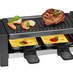 Clatronic RG 3592 Raclette Grill für 9,99€ (statt 19€)