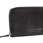 Scotch & Soda Leder Wallet Geldbörse für 23€(statt 40€)