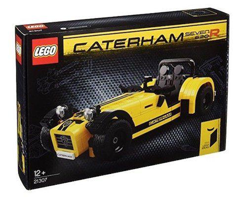 Lego Caterham Seven 620 R (21307) für 55,99€ (statt 72€)