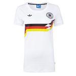 adidas Damen Trikot-Shirt mit DFB-Aufnäher für 9,99€