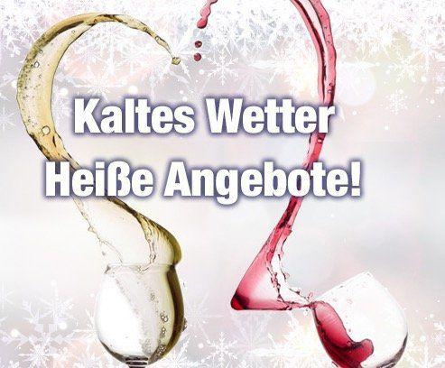 Restposten Ausverkauf bei Weinvorteil   Weine ab nur 3,99€pro Flasche (6 Flaschen MBW)