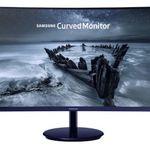 Samsung C27H580F – 27 Zoll curved Monitor mit FreeSync für 219€ (statt 249€)