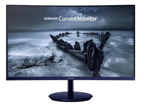 Samsung C27H580F   27 Zoll curved Monitor mit FreeSync für 219€ (statt 249€)