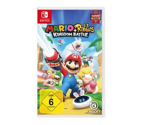 Mario + Rabbids Kingdom Battle (Nintendo Switch) für 33,15€