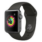 Apple Watch Series 3 GPS 42mm mit Sportarmband ab 278,30€ (statt 319€)
