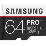 Samsung Pro Plus 64GB microSDXC Speicherkarte für 34,90€ (statt 44€)