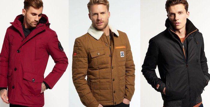 Damen & Herren Superdry Jacken für je 66,95€   viele Modelle!