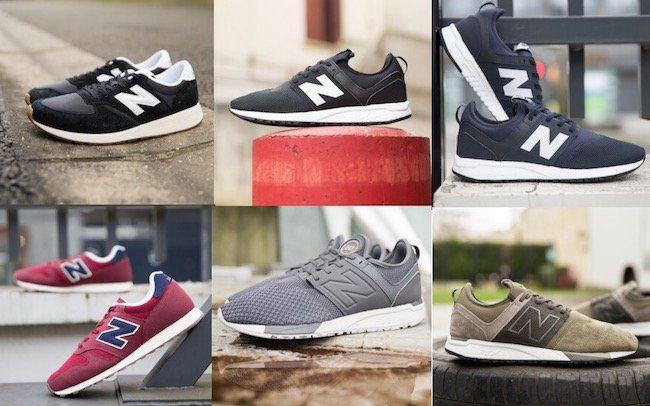 New Balance Sneaker und Sportswear bei vente privee   z.B. New Balance MRL247 für 59,90€ (statt 86€)