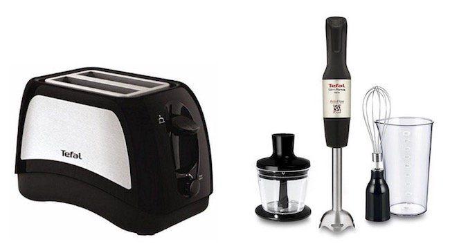 TOP12 Tefal Sale   z.B. Tefal Toaster TT130D11 für 25,12€ (statt 48€)