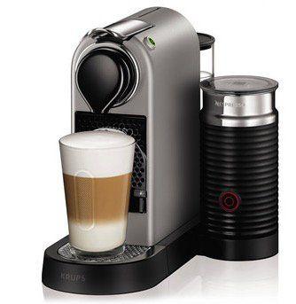 Krups Nespresso XN760B New CitiZ&milk für 99,90€ (statt 144€) + 100 gratis Kapseln