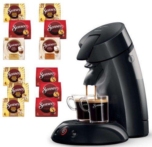 Philips Senseo HD7817/69 Kaffee Padmaschine für 44,99€ (statt 59€) + gratis 3 Packungen Senseo Pads