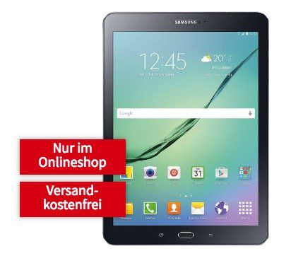 Samsung Galaxy Tab S2 für 4,99€ + 10GB Telekom LTE Flat für 19,99€ mtl.