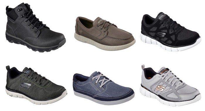 10% auf Skecher Schuhe und Sneaker bei eBay   z.B. Format Glaven Herren Boots für 59,39€ (statt 67€)