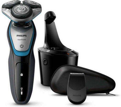 Philips AquatTouch S5400/01 Rasierer für 62,99€ (statt 110€)